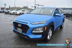 2019_Hyundai_Kona_SE / AWD / Automatic / Bluetooth / Back Up Camera / Lane Departure Alert / Cruise Control / Aluminum Wheels / 30 MPG / 1-Owner_ Anchorage AK