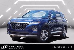 Hyundai Santa Fe SE AWD Warranty. 2019