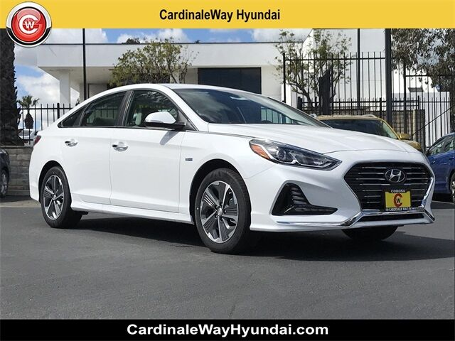 2019 Hyundai Sonata Plug In Hybrid Base Seaside Ca