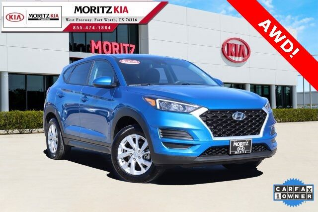 2019 Hyundai Tucson SE Fort Worth TX