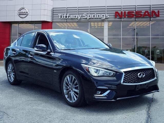 Infiniti Of Kansas City >> Used Infiniti Q60 Kansas City Ks