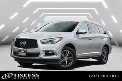 INFINITI QX60 LUXE AWD Moonroof Backup Camera Warranty. 2019