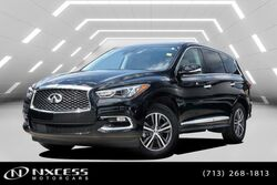INFINITI QX60 PURE Roof Backup Camera Warranty. 2019