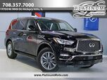 2019 INFINITI QX80 1 Owner Nav Roof Leather Back Up