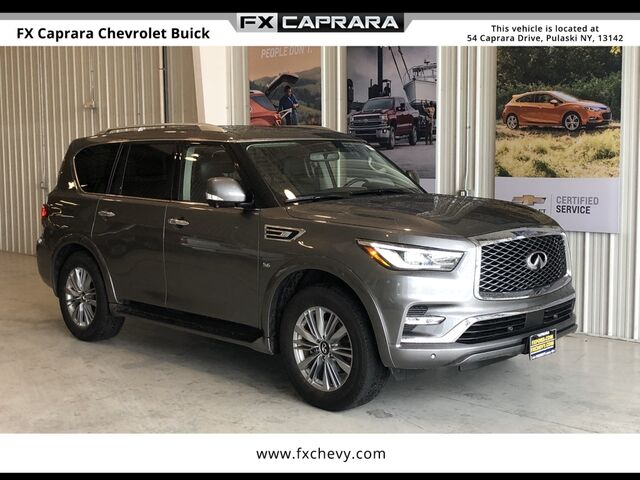 2019 INFINITI QX80 LUXE Watertown NY