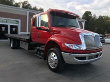 2019_INTERNATIONAL_MV 607_ROLLBACK 22 INCH JERDAN BED CUMMINS DIESEL AND ALISON TRANSMISSION_ Charlotte NC
