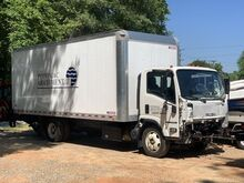 2019_Isuzu_NRR 20' Box Truck w Power Liftgate__ Crozier VA