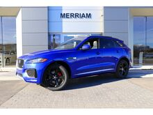 2019_Jaguar_F-PACE_S_ Kansas City KS