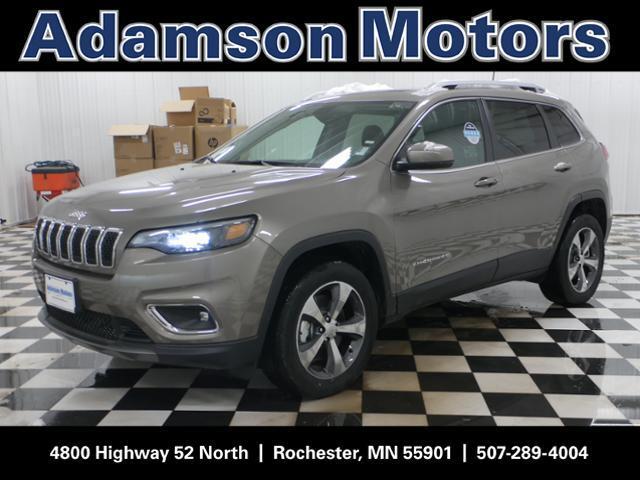 2019 Jeep Cherokee  Rochester MN