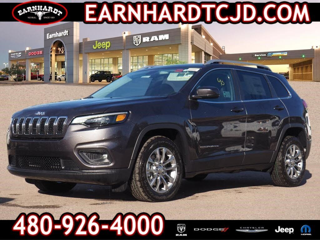 2019 Jeep Cherokee LATITUDE PLUS FWD Gilbert AZ 27687909