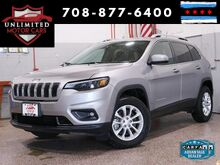 2019_Jeep_Cherokee_Latitude 4WD_ Bridgeview IL