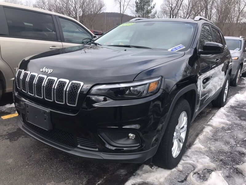 2019 Jeep Cherokee Latitude Little Valley NY