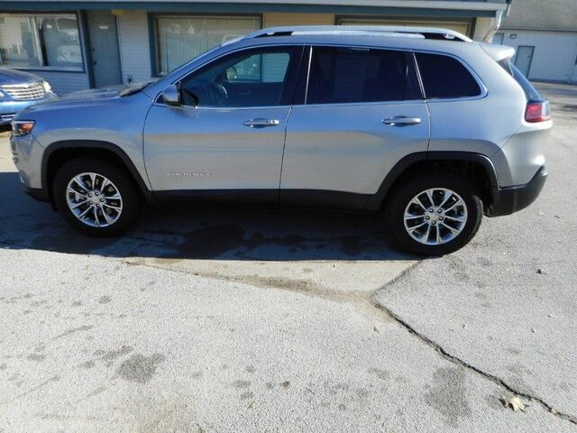 2019 Jeep Cherokee Latitude Plus Glenwood IA