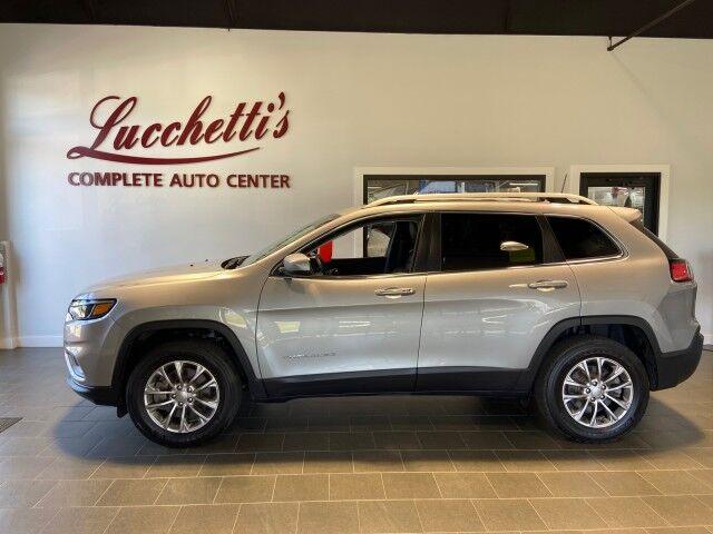 2019 Jeep Cherokee Latitude Plus Marshfield MA