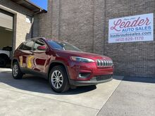 2019_Jeep_Cherokee_Latitude Plus_ North Versailles PA