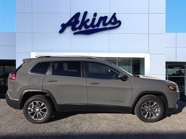 2019 Jeep Cherokee Latitude Plus Winder GA