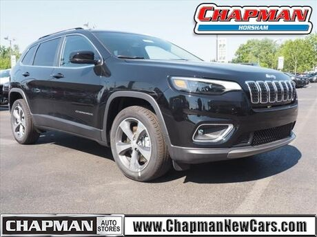 2019 Jeep Cherokee Limited  PA