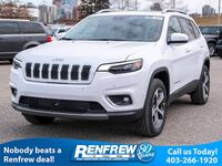 Jeep Cherokee Limited 4x4 2019