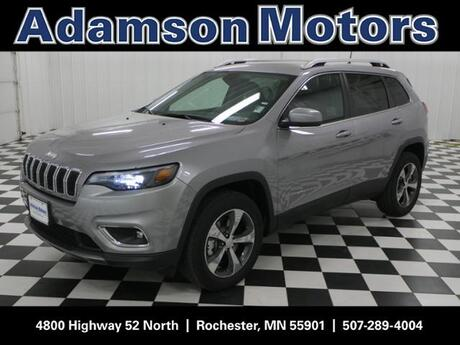 2019 Jeep Cherokee Limited 4x4 Rochester MN