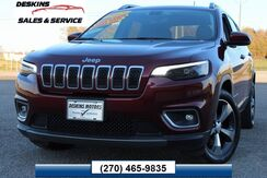 2019_Jeep_Cherokee_Limited_ Campbellsville KY