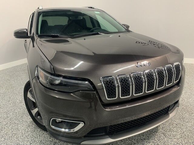 2019 Jeep Cherokee Limited Carrollton  TX