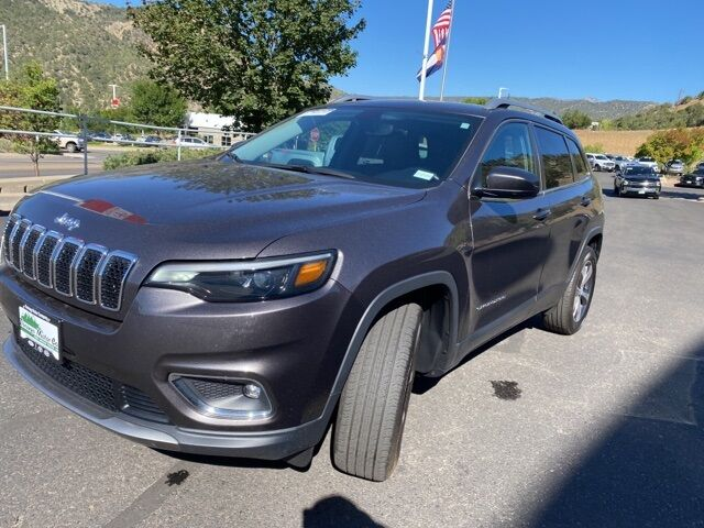 2019 Jeep Cherokee Limited Durango CO