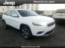 2019_Jeep_Cherokee_Limited_ Raleigh NC