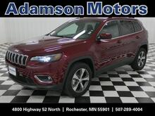 2019_Jeep_Cherokee_Limited_ Rochester MN
