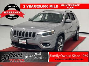 2019_Jeep_Cherokee_Limited_ Waite Park MN