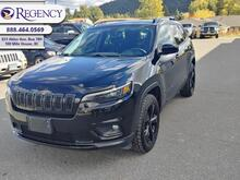 2019_Jeep_Cherokee_North  - Aluminum Wheels -  Android Auto_ 100 Mile House BC