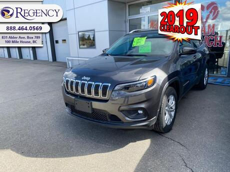 2019 Jeep Cherokee North  - Bluetooth -  Fog Lamps - $238 B/W 100 Mile House BC