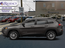 2019_Jeep_Cherokee_North  - Bluetooth -  Fog Lamps_ Quesnel BC
