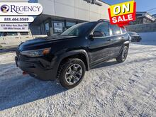 2019_Jeep_Cherokee_Trailhawk  - Trailhawk -  Off-Road Ready_ 100 Mile House BC
