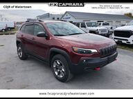2019 Jeep Cherokee Trailhawk Watertown NY