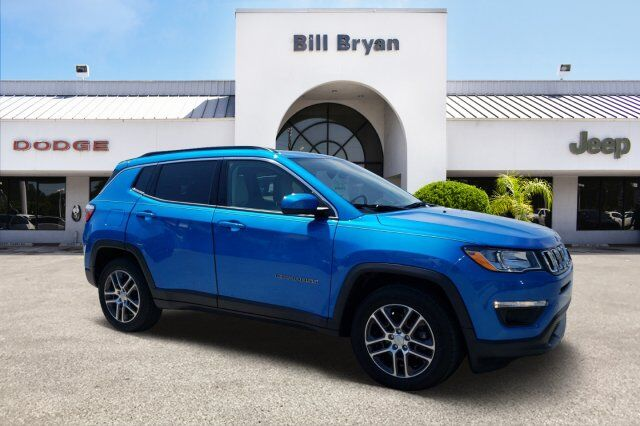 2019 Jeep Compass 4DR Leesburg FL