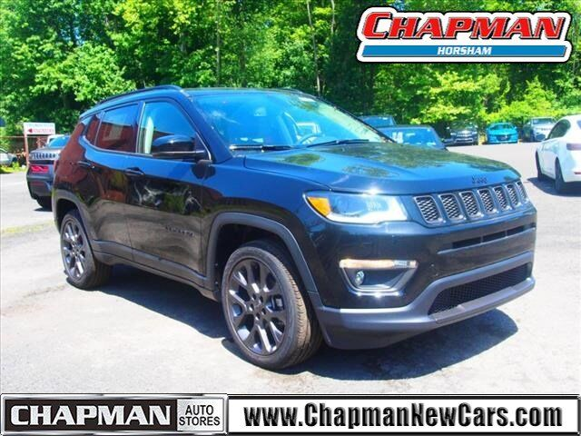 2019 Jeep Compass High Altitude