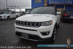 2019_Jeep_Compass_Limited / 4X4 / Auto Start / Power & Heated Leather Seats / Heated Steering Wheel / Bluetooth / Back Up Camera / Keyless Entry & Start / 1-Owner_ Anchorage AK
