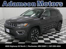 2019_Jeep_Compass_Limited 4x4_ Rochester MN