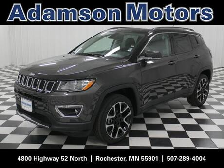 2019 Jeep Compass Limited 4x4 Rochester MN