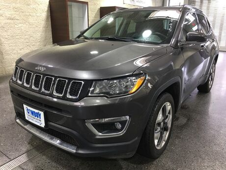 2019 Jeep Compass Limited Little Rock AR