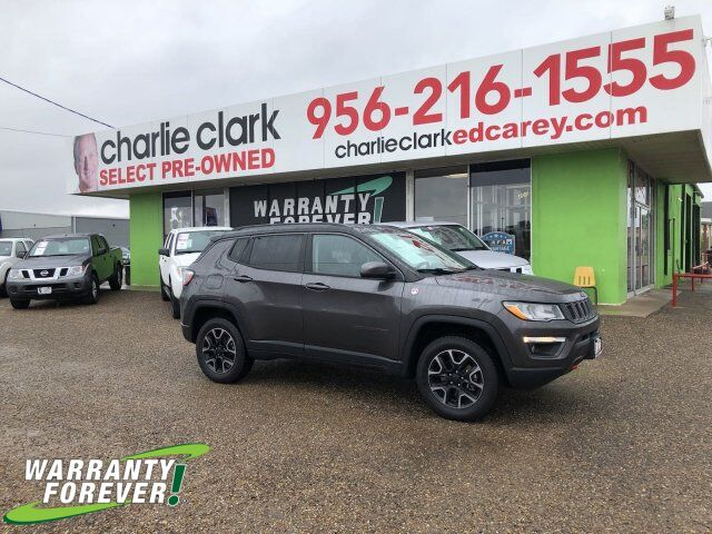2019 Jeep Compass Trailhawk Harlingen TX 33745622