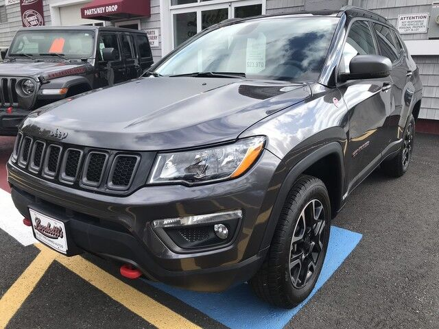 2019 Jeep Compass Trailhawk Marshfield MA