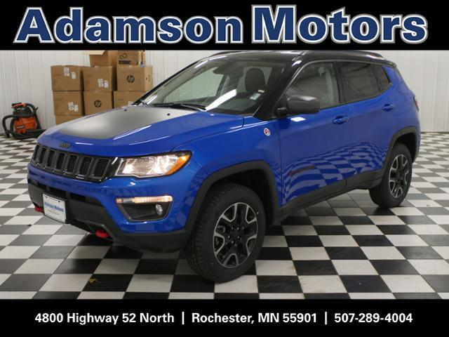 2019 Jeep Compass Trailhawk Rochester MN