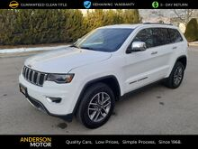 2019_Jeep_Grand Cherokee_Limited 4WD_ Salt Lake City UT