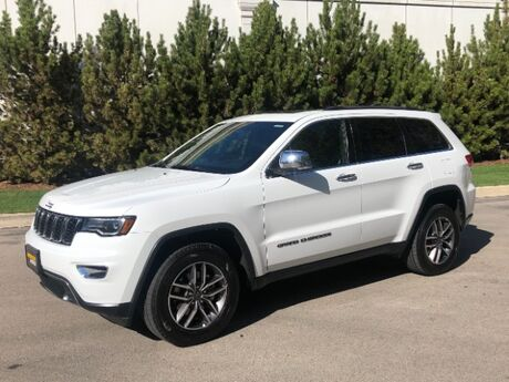 2019 Jeep Grand Cherokee Limited 4WD Salt Lake City UT