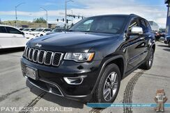 2019_Jeep_Grand Cherokee_Limited / 4X4 / Auto Start / Heated Leather Seats / Heated Steering Wheel / Keyless Entry & Start / Navigation / Bluetooth / Back Up Camera / Blind Spot Alert / Power Liftgate / 1-Owner_ Anchorage AK