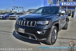 2019_Jeep_Grand Cherokee_Limited / 4X4 / Luxury Group II / Heated & Cooled Leather Seats / Heated Steering Wheel / Navigation / Panoramic Sunroof / Auto Start / Back Up Camera / Blind Spot Alert / Bi-Xenon HID Headlights / Power Liftgate / 1-Owner_ Anchorage AK
