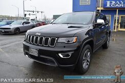 2019_Jeep_Grand Cherokee_Limited / 4X4 / Luxury Group II / Heated & Cooled Leather Seats / Heated Steering Wheel / Navigation / Panoramic Sunroof / Blind Spot Alert / Auto Start / Xenon HID Headlights / Power Liftgate / 1-Owner_ Anchorage AK