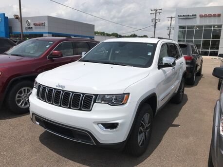 2019_Jeep_Grand Cherokee_Limited_ Paris TN