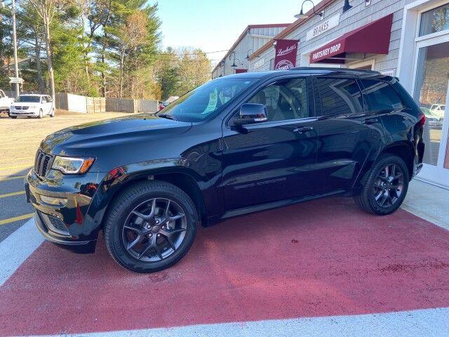 2019 Jeep Grand Cherokee Limited X Marshfield MA